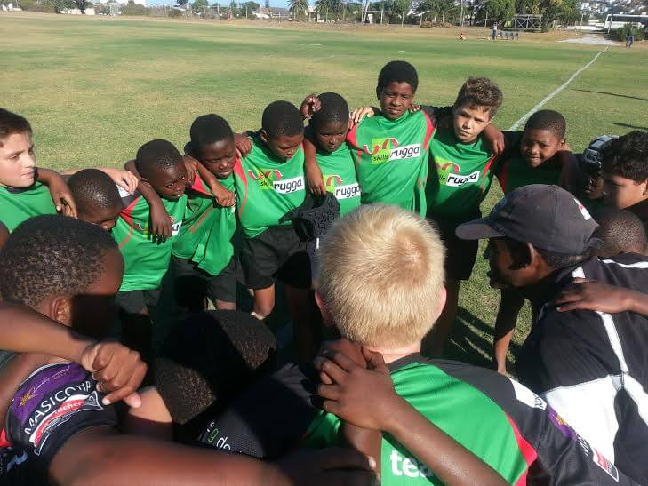 Pic 2 vs Fish Hoek u10