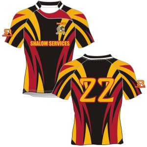 Lions Rugby Jersey Design