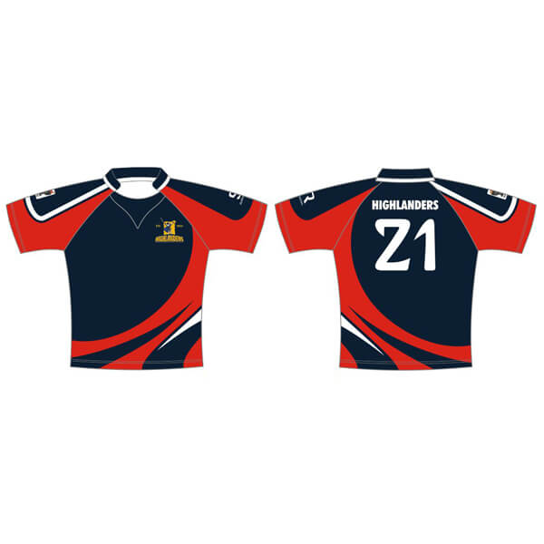 Rugby Jersey Design - Stud Rugby Custom Rugby Shirts and